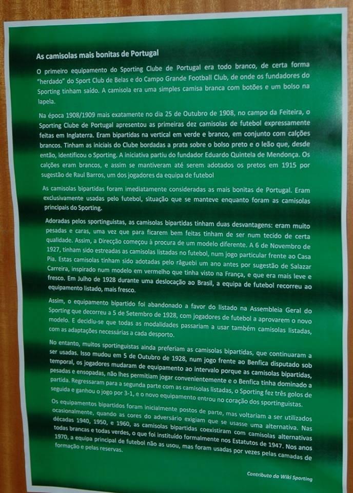 Museu Mundo Sporting Stromp 4
