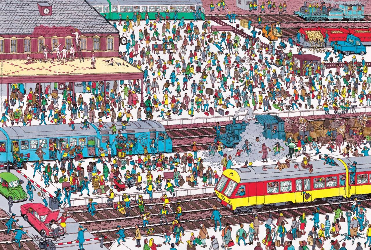 find wally 1