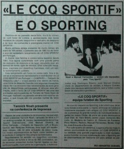 LCS Sporting 13-04-1983