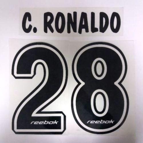 fake 2002/03 Cristiano Ronaldo  Sporting Lisbon shirt